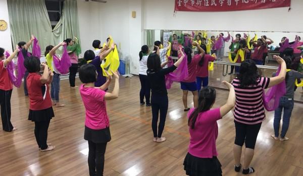 臺中市新住民學習中心(德化國小) 108年度東南亞民俗舞蹈研習班