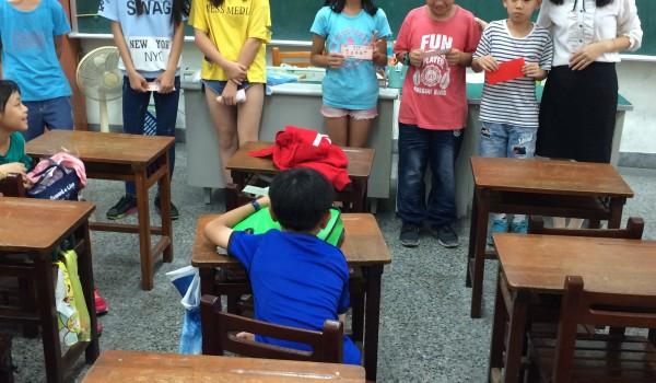 臺中市山區新住民學習中心-中山國小辦理越南語學習班即將開課囉!