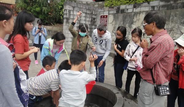 臺中市海區新住民學習中心(德化國小) 新住民家庭親子共學課程