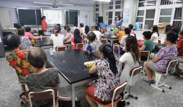 106年度成人基本教育研習班暨新住民成教班實施計畫