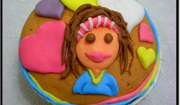 我愛媽媽母親節蛋糕裝飾課程
