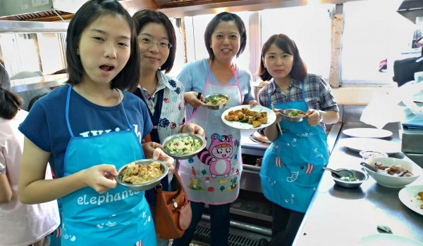 108年度屯區新住民學習中心(東平國小)多元培力課程:異國風味美食料理