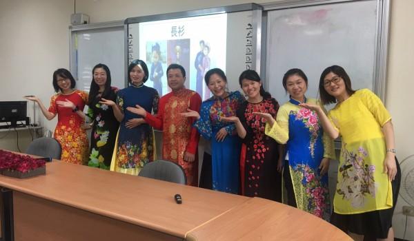 臺中市新住民學習中心(德化國小)109年度推動中心講座師資到校巡迴服務
