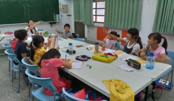 109屯區新住民中心(東平國小)語文學習課程:新住民越南母語