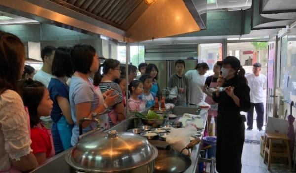 109屯區新住民學習中心(東平國小)培力課程--風味美食料理