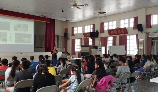 臺中市海區新住民中心(德化國小)107年度講座師資到校巡迴服務