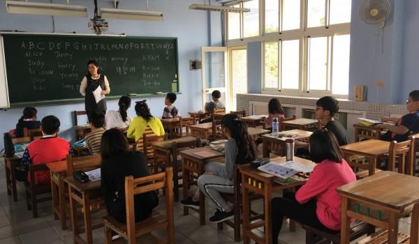 臺中市海區新住民學習中心(德化國小)108年度新住民子女生活母語學習課程